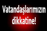 İstanbul Valiliği'nden anonslu uyarı