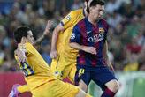 Barcelona öldü öldü dirildi!