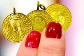 Altın bu sabah  sert düştü  Çeyrek altının fiyatı...