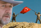 Russell Crowe'un filminde dikkat  çeken ayrıntı