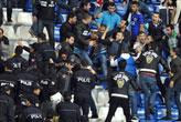 Süper Lig maçında   tribünler karıştı!