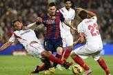Messi, Camp Nou'da   tarih yazdı!