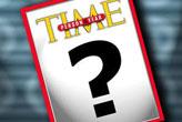 TIME yılın kişisi anketinde Türkiye'den  1 kişi var