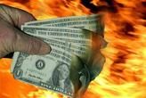 Stres arttı!   Dolar alev alev!