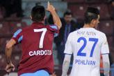 Cardozo atıyor,  Trabzon kazanıyor!