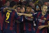 Camp Nou'da neler   oldu neler! 5 gol...
