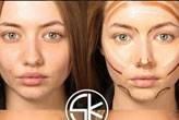 Kadınlar makyajla ne kadar değişebilir?