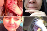Bakın neye  ağlıyorlar