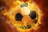 Çakır'ın maçında ilk gol 28. dakikada geldi!
