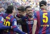 Barcelona zirveyi  bırakmadı! 2 gol...