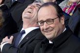 Fransa'ya sert tepki!İftira törenine katıldı...