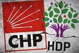 CHP ile HDP uzlaştı!