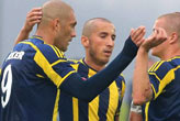 Fernandao attı Fenerbahçe kazandı!