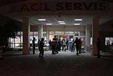 Asker Hastanesine silahlı saldırı
