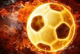 Dev maçta ilk gol   17. dakikada geldi!