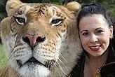 Photoshop değil gerçek! Hiç bilmediğiniz  10 melez hayvan