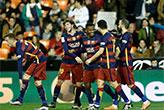 Barcelona finali  rekorla süsledi!