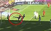 Serdar, Bayern'i karıştırdı! Golü atan...