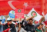 Fotoğraflarla Türkiye'de   1 Mayıs