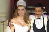 O fotoğrafla ortaya çıktı!  Düğünde hamileymiş...