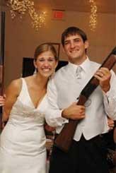 Talihsiz düğün fotoğrafları
