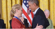 """Obama'dan şok aşk ilanı! """"Ona aşığım..."""
