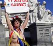 63 ya��nda <br>�sts�z protesto