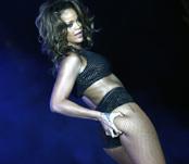 Rihanna'n�n <br>Brezilya ��karmas�