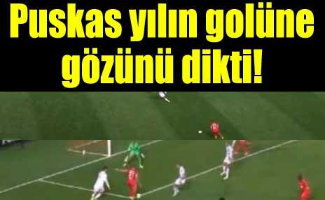 Puskas yılın golüne gözünü dikti! | İzle | Spor | Skorer.tv