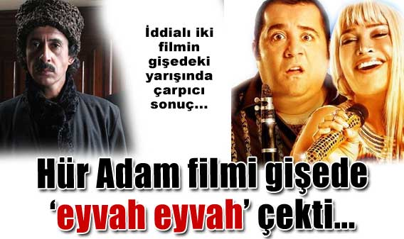"trakyali srek e 801 bin kisi guldu 1086098 - H�r Adam Filmi gi�ede ""eyvah eyvah"" �ekti ..."