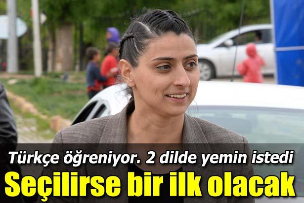 'Meclis'te hem Türkçe, hem Kürtçe yemin edilmesini istiyorum'