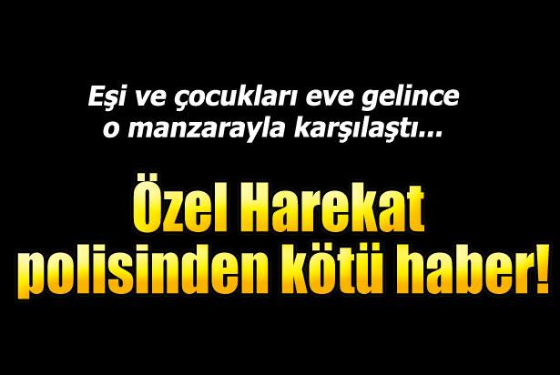 Özel harekat polisi intihar etti - Milliyet.com.tr