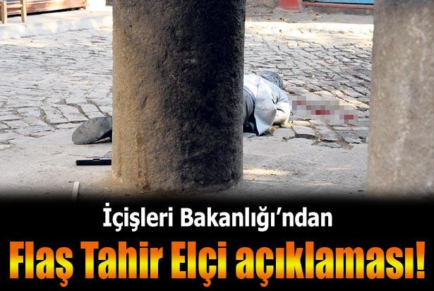 İçişleri Bakanlığı'ndan 'Diyarbakır' açıklaması