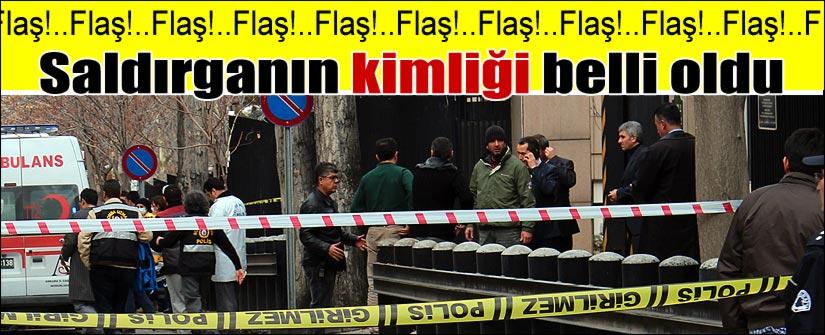 ムアンメル・ギュレル内相は、米国のアンカラ大使館の入り口での爆発の原因... 在アンカラ・米国大