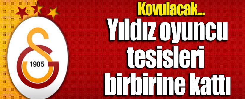 Galatasaray'da Eboue çıldırttı!