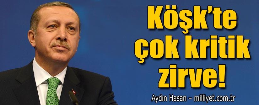Ankara'da çok kritik toplantı