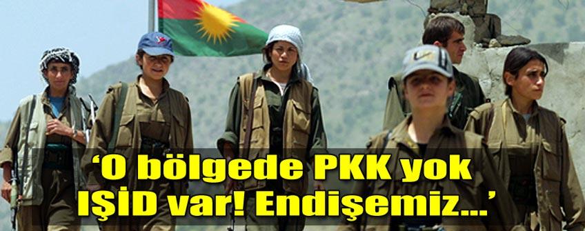 Erdoğan: 'Endişe PKK değil IŞİD!'