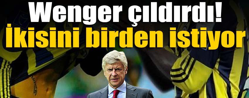 Wenger, Lugano ve Yobo'nun peşinde!