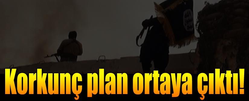 IŞİD'in katliam planı ortaya çıktı!