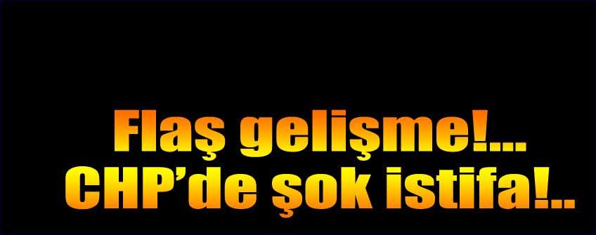 Emrehan Halıcı CHP'den istifa etti