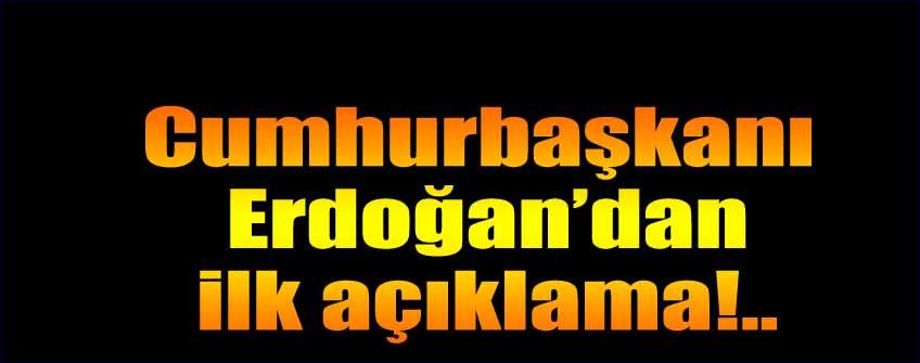 Erdoğan: 49 Türk operasyonla kurtarıldı