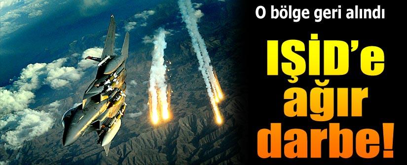 IŞİD'e bir ağır darbe daha!
