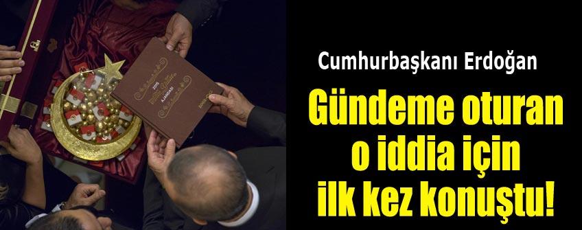 Erdoğan: Türbenin kuşatıldığı iddiası uydurma
