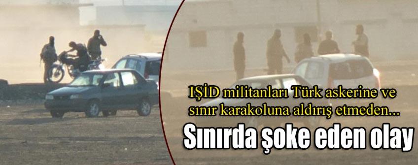IŞİD yüzlerce mülteci aracı çaldı