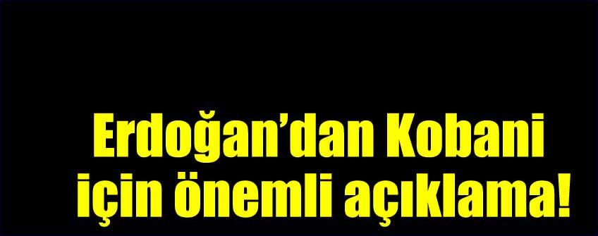 Erdoğan'dan flaş açıklamalar