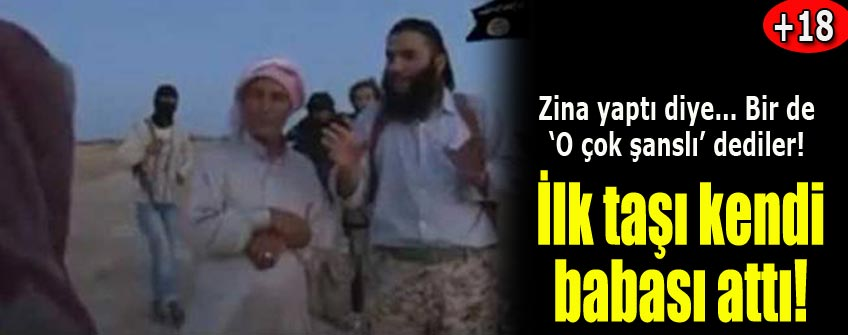 IŞİD'den kan donduran vahşet!