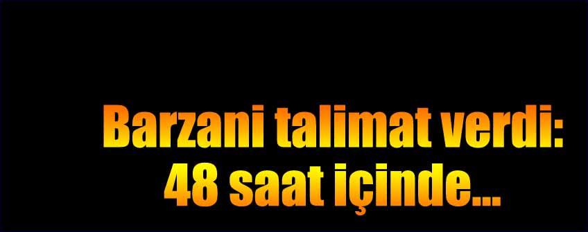 Peşmerge 48 saatte Kobani'de