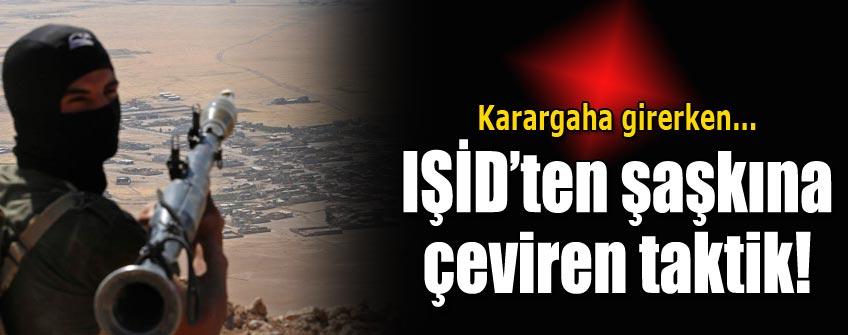 IŞİD'in son taktiği peşmerge kıyafeti