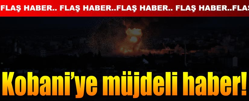 ÖSO Kobani'ye destek gönderiyor