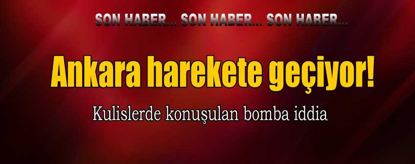 Ankara harekete geçiyor! Tek taraflı güvenli bölge...